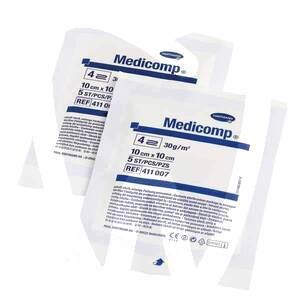 Product - GARZE MEDICOMP STERILI 7,5X7,5 CM