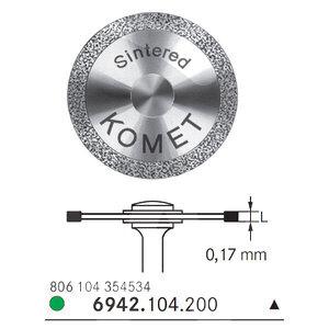 Product - DISCO DIAMANTATO PM 6942.104.200 Ø 20MM 0,17MM L. 2MM B 2 LATI
