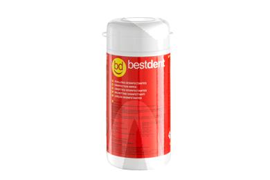 Product - SALVIETTE DISINFETTANTI FLACONE BESTDENT