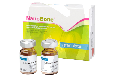 Product - NANOBONE VIAL 2,4 - PARTICELLA 1,0MM