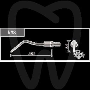 Product - INSERTO Nº8 COMPATIBILE CON Nº8 KAVO PER SONICFLEX