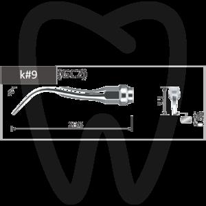 Product - INSERTO Nº9 (KAVO)