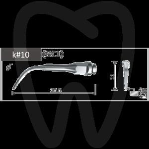 Product - INSERTO Nº10 (KAVO)