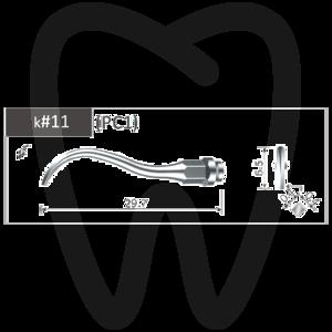 Product - INSERTO Nº11 (KAVO)