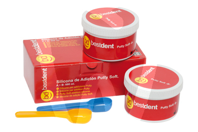 Product - SILICONE PUTTY BESTDENT