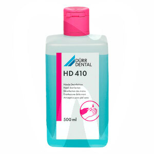 Product - HD 410 DISINFETTANTE MANI (500ML)