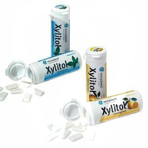 Product - CHEWINGUM XYLITOLO MIRADENT