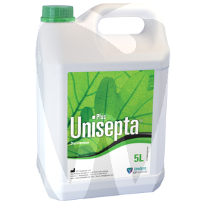 Product - UNISEPTA HBV LIQUIDO 5L.