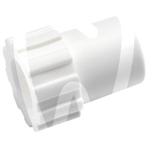 Product - ADATTATORE HYGOVAC BIANCO 10 U.