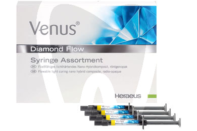 Product - VENUS DIAMOND FLOW SIRINGHE RICAMBI