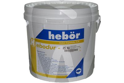 Product - HEBODUR COLORE GIALLO TIPO III PER RIMOVIBILE