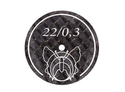 Product - DISCO TAGLIO RINFORZATO 22X0,3mm