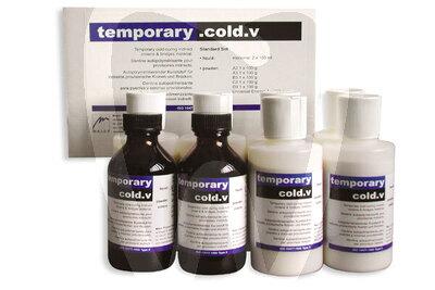 Product - KIT TEMPORARY COLD-V DENTINE,5
