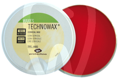 Product - TECHNOWAX-CERVICALE ROSSA