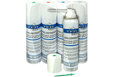 Product - OCCLUSAL SPRAY VERDE