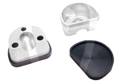 Product - MUFFOLA PER DUPLICAZIONE GRANDE 110 X 83 X 53 mm