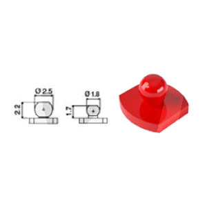Product - OT CAP SFERE CALCINABILI MICRO Ø 1,8 MM