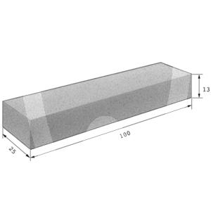 Product - NETTAFRESE DI DIAMANTE 100X25X13MM