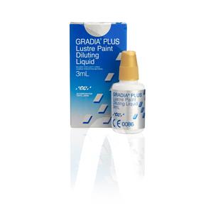Product - GC GRADIA PLUS LUSTRE PAINT LIQUID