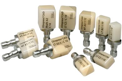 Product - IPS EMPRESS CAD CEREC©HT I10