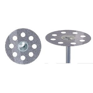 Product - DISCO SUPERDIAFLEX® DIAMANTATO DOPPIO LATO Ø 22 MM. SPESSORE=0,15 MM. 20.000 RPM