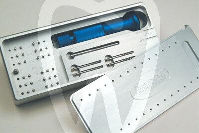 Product - KIT MINI IMPIANTI CON GANCI / SCANALATURA