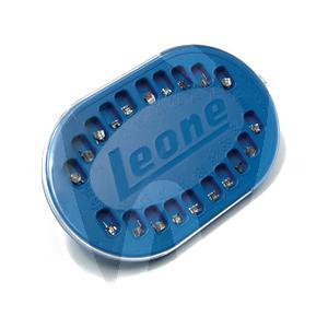 Product - ATTACCHI METALLO LEONE STANDARD EDGEWISE 022