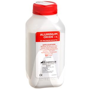 Product - OSSIDO DI ALLUMINIO 50 MICRON BLANCO