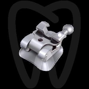 Product - ATTACCHI AUTOLEGANTI CASO MBT .022 GANCI IN 3,4,5