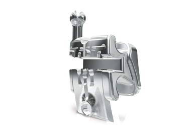 Product - BRACKET CARRIERE LX ROTH .022 RICAMBI