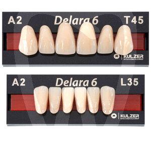 Product - Denti Anteriori Delara