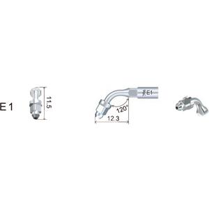 """Product - INSERTO WOODPECKER TIPO SATELEC """"ED1"""
