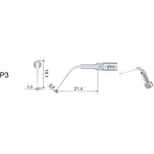 "Product - INSERTO WOODPECKER TIPO ""SIRONA"" ""PS3"